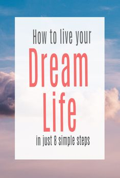 How do I live my dream life? 8 Steps to Successful Living and enhnaced wellness and wellbeing - you really can live the life of your dreams #bestlife #dreamlife #wellbeing #abeautifulspace How Do I Live, Live In The Now, Strive Harder, Feeling Thankful, Dream Live, My Values, Attitude Of Gratitude, Life Coaching, Live For Yourself