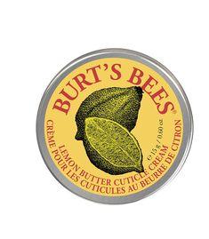 Burt's Bees Lemon Butter Nagelhautcreme, 1er Pack (1 x 15 g): Amazon.de: Beauty