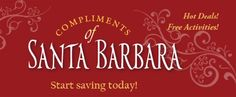 Compliments of Santa Barbara checklist of 20 must-do experiences