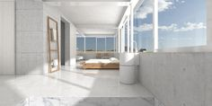 HOUSE TO CATCH THE SKY - Alberich-Rodríguez Arquitectos