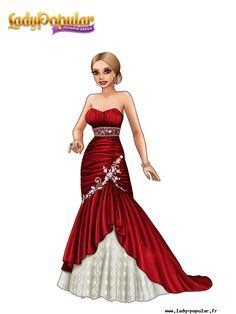 Jeu vs Réalité ♥  lady-popular ♥   dress-406 ♥   Robe Demoiselle D Honneur Photos ♥  https://fr.pinterest.com/pin/294282156881581382/