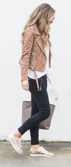 street style. simple everyday outfit.