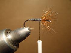 How to tie Tenkara flies