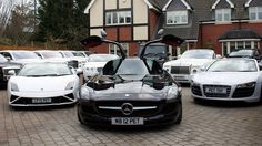 My Dream garage, all lord aleem's cars