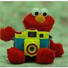 Amamos o Elmo!