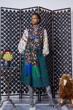 Duro Olowu Fall 2016 Ready-to-Wear Fashion Show