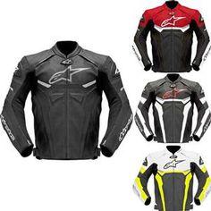 Alpinestars Celer Leather Jackets compacc.com