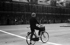 The bicycle, the bicycle surely, should always be the vehicle of novelists and poets.  ~Christopher Morley