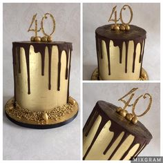 How to make a Drip Cake - Top Tips and tutorial at Cake It to The Max