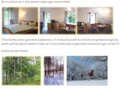 Thüringer Waldl, 98596 Brotterode-Trusetal: Günstig Urlaub und Wandern im Thüringer Wald, am Großen Inselsberg - #deutschlandurlaub