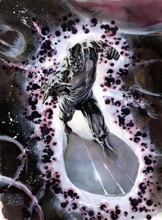 Silver Surfer by Philip Tan