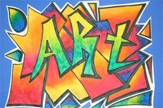 Splish Splash Splatter: Graffiti Art