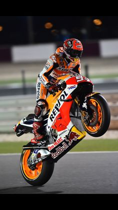 Most fun rider to watch in my book. Marc Marquez!!!