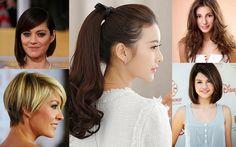 5 Model Rambut Yang Pas Untuk Wanita Wajah Oval
