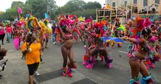West Indian Day Parade, Brooklyn, NY