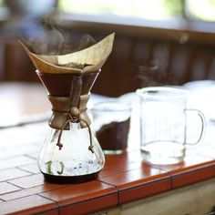 Chemex 1 Cup Coffeemaker from www.schoolhouseelectric.com