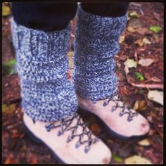 Handcrafted Midcalf Leg Warmers  Custom Made in by snowytreedesign, $40.00