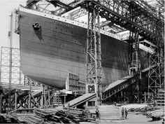 Construction of the Titanic — 1909 Belfast ...Titanic was built in Belfast by the ship building company Harland and Wolff. The company was owned by Lord Pirrie, a friend of Bruce Ismay, managing director of the White Star Line.  The chief designer of the Titanic was his son-in-law, Thomas Andrews.  http://historyonthenet.com/Titanic/construction.htm