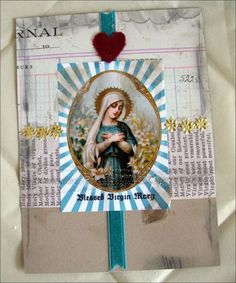 Miraculous Mary creations swap