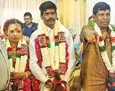 Did Vadivelu's son get married to a minor girl?