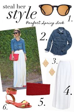 Steal Her Style: The Best Spring Look