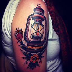 Josh Stephens, Hold It Down Tattoo, Richmond VA