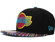 "Strapback Saturdays: NBA x NEW ERA ""LA Lakers Trans Traveler"" Strapback Cap"