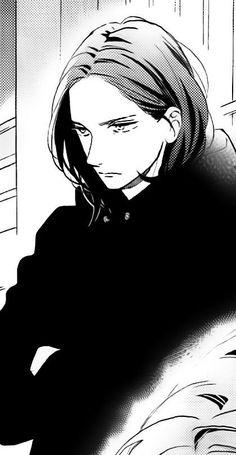 Manga Anime, Manga Art, Anime Guys, Daytime Shooting Star, Tsubaki Chou Lonely Planet, Hirunaka No Ryuusei, Manga Love, Top Manga, Bishounen