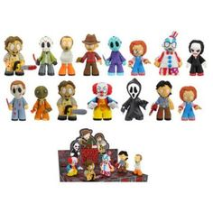 Funko Horror Classics Series 1 Mystery Minis Mystery Pack, Multicolor