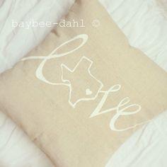 Texas pillow republic of Texas pillow home by baybeedahlboutique, $18.99