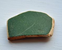Green with a hint of Gold! by Donna Zuk on Etsy