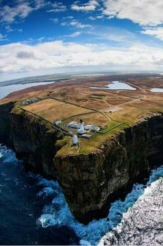 Amazing! Dunnet Head, Scotland- the most northerly point of mainland Britain