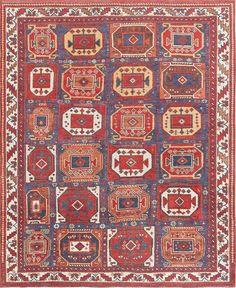 Antique Tribal Persian Afshar Rug 47543 Detail Large View By Nazmiyal