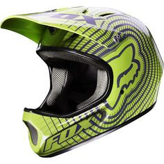 FOX Motocross Helmet Graphics