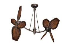 Croix Indoor/Outdoor Ceiling Fan Oil Rubbed Bronze Finish with Highlights (Blades and Fan Rod Sold Separately) Traditional Ceiling Fans, Modern Fan, Direct Lighting, Outdoor Ceiling Fans, Bronze Finish, Oil Rubbed Bronze, Light Fixtures, Indoor Outdoor