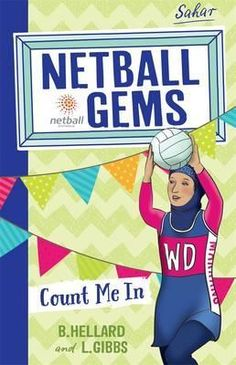 GENRE: Sport. SERIES: Netball Gems, Book 8. Will Sahar become the Gems' newest member? Sahar has only recently arrived in Australia and when she sees her new friends practising their netball moves, something inside Sahar sparks. Can Sahar overcome the obstacles standing in her way and discover the joy of playing netball?