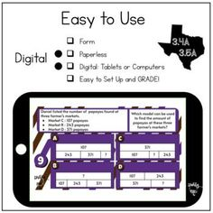 Here's a fun game to help students learn math!  Digital download makes it even easier to use!