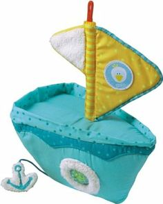 Amazon.com: Haba Paul's Musical Ship: Baby