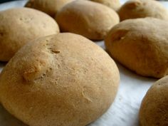 New Nostalgia – Homemade Hamburger Buns From The Bread Machine