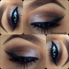 eyeshadow by ninakristine