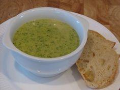 homemade version of Panera's Broccoli Soup
