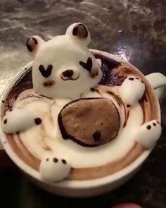Coffee Latte Art, I Love Coffee, Coffee Cafe, Coffee Humor, Coffee Creamer, Black Coffee, Tea Recipes, Coffee Recipes, Dessert Recipes