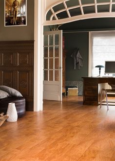 How To Choose The Perfect Kitchen Flooring | Polished Concrete, Kitchen  Floors And Concrete