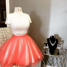 Two+Piece+Short+Prom+Dress+Homecoming+Dress,+2017+Beads+Homecoming+Dress  Contact+me:+<b>dreamdressy@outlook.com</b>+  1.+Besides+the+picture+color,+you+can+choose+any+color+you+want.  2.+Besides+stand+size+2-16,+we+still+offer+free+custom+size,+which+requires+next+size.+ Bust:___+inch/cm+...