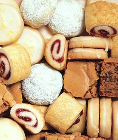 Make Ahead Holiday Cookies (Xmas Holidays) from Real Simple
