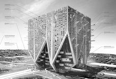 2014 eVolo Skyscraper Competition Winners   News   Archinect