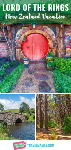 Does your family love the Lord of the Rings books and movies? Then you'll adore these tips for plannng a Lord of the Rings vacation in New Zealand! Explore Hobbiton, Gollum's Falls, Mordor, and beyond in this guide for Lord of the Rings fans of all ages. Kids, teens, and adults will love these tips! #lotr #lordoftherings #newzealand #travelwithkids #travelwithteens #familytravel