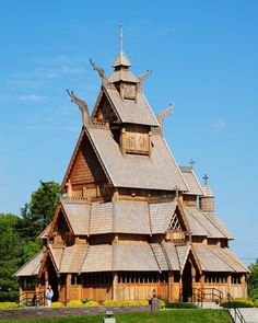 Scandinavian Heritage Center Minot, North Dakota