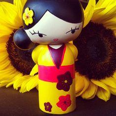 #momijisevgiyiyay05 #momiji #sunflowers #bywonderland # May 2012