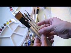 ▶ Getting Started in Watercolour: Supplies - YouTube